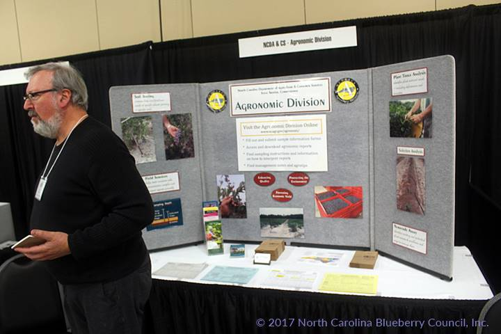 2017 North Carolina Blueberry Open House & Trade Show