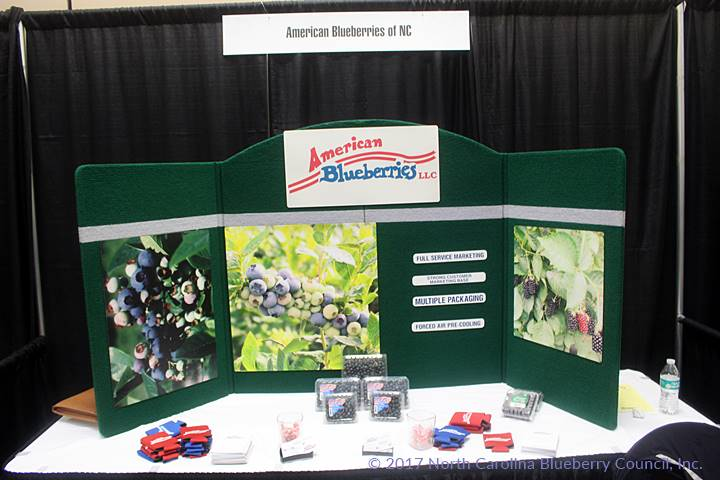 2017 North Carolina Blueberry Open House & Trade Show -