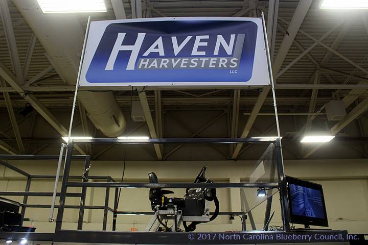2017 North Carolina Blueberry Open House & Trade Show - Haven Harvesters