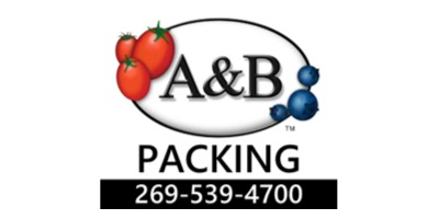 A and B Packling 2018 GOLD Sponsor of the North Carolina Blueberry Council Open House and Trade Show