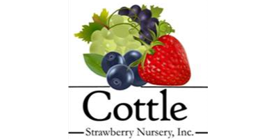 Cottle Strawberry Nursery 2018 GOLD Sponsor of the North Carolina Blueberry Council Open House and Trade Show